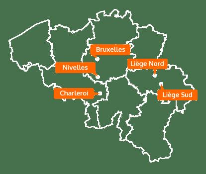 Lokabox en Belgique
