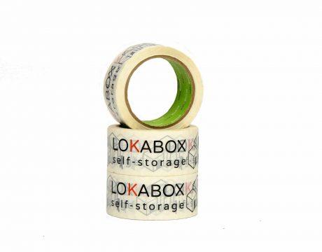 Tape Lokabox