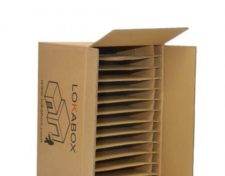 Box for Plates Lokabox