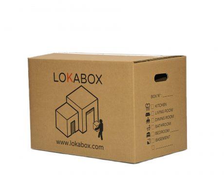 Medium Box Lokabox