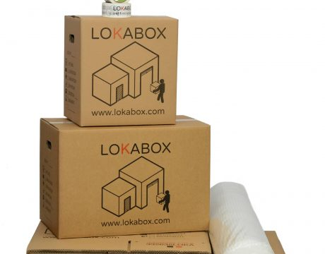Pack Boxes Student Lokabox