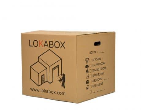 Jumbo Big Box Lokabox