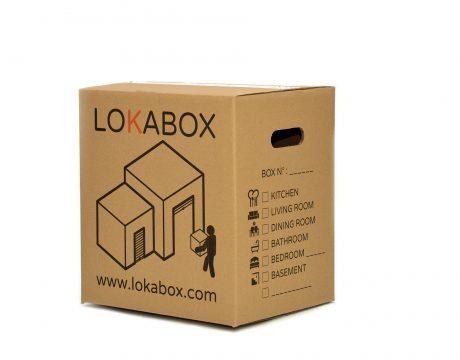 Small Box Lokabox