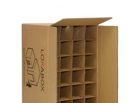 Box for Glasses Lokabox
