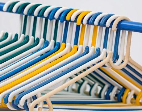 Hangers for clothes rail Lokabox